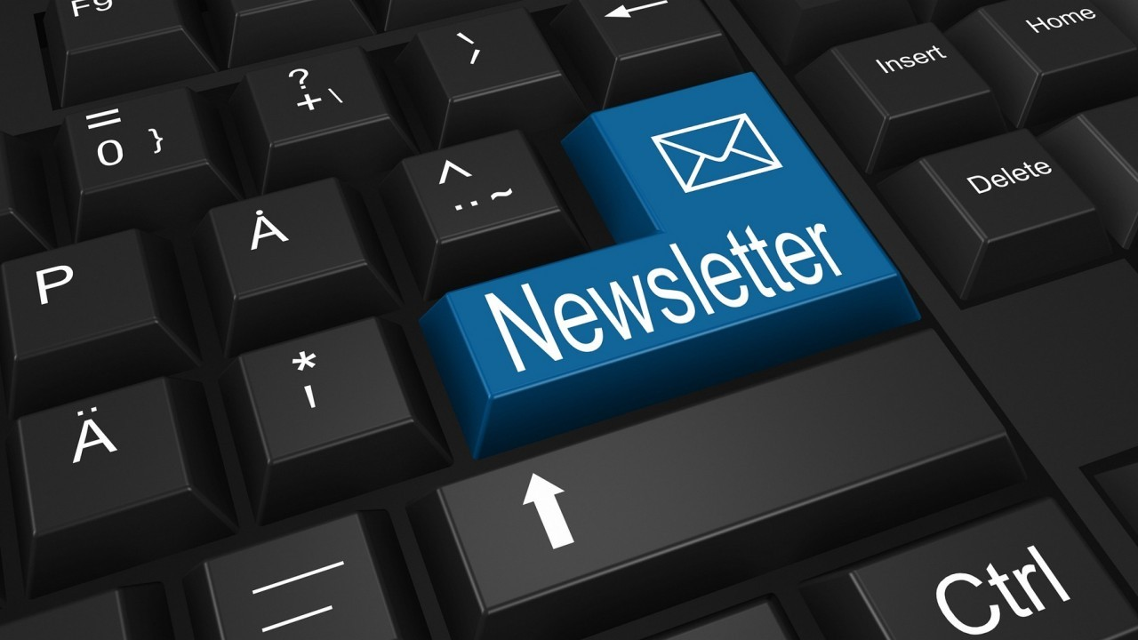 GDPR i internet marketing - Newsletter