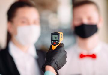 Mjerenje temperature pri ulasku u prostore pravnog subjekta u okviru GDPR